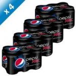 SODA-THE GLACE PEPSI COLA PEPSI MAX 24X33CL