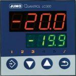 RÉGULATEUR DE TEMPÉRATURE JUMO 601600 L, J, T, K, E, N, S, R, PT100, PT1000, KTY RELAIS 3 A, RS 485 1 PC(S)