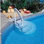 Escaliers, échelles et plongeoirs de piscine