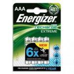 ENERGIZER BLISTER DE 4 PILES HR03 800 MAH FSB4