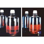 Bonbonne 10 litres en polycarbonate transparent avec robinet Nalgene