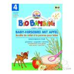Sunval - Bouillie de Millet à la Pomme bébé dès 4 mois 200gr