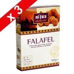 PLAT DE LEGUMES-FECULENTS - FALAFEL AUX POIS CHICHES PAR 3
