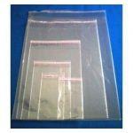 1000 SACHETS  À FERMETURE ADHÉSIVE - 35 MICRONS - 10 X 18 CM