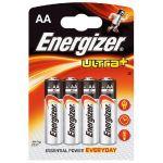 ENERGIZER PILES ENERGIZER ALCALINE ULTRA + - AA - LR6 (PRIX À L'UNITÉ)