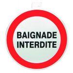 SIGNALETIQUE BAIGNADE INTERDITE