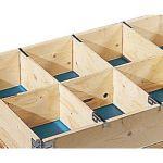 Achat - Vente Séparateur pour palette avec rehausse