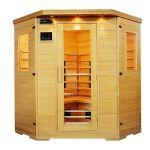 Équipements pour sauna
