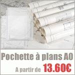 POCHETTE PLANS A0