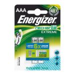 ENERGIZER PILE RECHARGEABLE ENERGIZER EXTREME - AAA - 800 - HR03 (PRIX À L'UNITÉ)