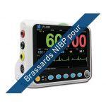 BRASSARDS NIBP POUR MONITEUR PC-3000