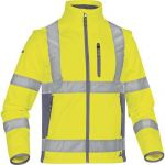 VESTE SOFTSHELL POLYESTER / ELASTHANNE 3 COUCHES LAMINÉES MOONLIGHT2