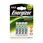 ACCU RECHARGEABLE ENERGIZER HR3 - LOT DE 4