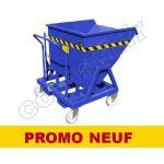 BBLT0450 - PROMO BASCULANT RUSTIKA / 400 LITRES / 1000KG