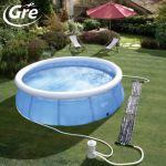 Chauffages de piscine