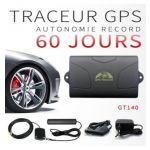 TRACEUR GPS VOITURE / MOTO GT140 - BATTERIE 60 JOURS