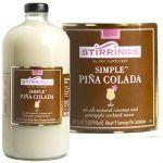 STIRRINGS PINA COLADA 750ML