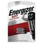 PILE ALCALINE MINIATURE A27 - LOT DE 2 - ENERGIZER