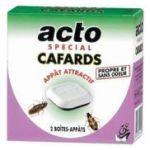 ACTO - CAFARDS BG 2 BOÎTES APPÂT - 809103