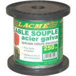 CABLE ACIER 250 M