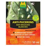 ANTI-PUCERONS ET MOUCHES BLANCHES EFFET CHOC MASSO