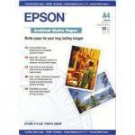 EPSON PAP MAT ARCHIVAL A3 (50F./192G)