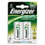 ENERGIZER BLISTER DE 2 PILES HR14 RECHARGEABLES 2500 MA