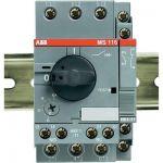 DISJONCTEUR DE PROTECTION MOTEUR ABB 1SAM 250 000 R1010 RÉGLABLE 690 V/AC 10 A 1 PC(S)