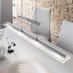 SUSPENSION LED TENSO TUNABLE WHITE+VARIATEUR 88 CM