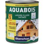 LASURE AQUABOIS BLANCHON 1L - CHÊNE RUSTIQUE