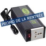 CONVERTISSEUR DE TENSION 12 220 VOLTS 150 WATTS