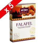 PLAT DE LEGUMES-FECULENTS - FALAFEL AUX POIS CHICHES PAR 5