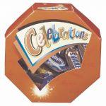 CELEBRATIONS CÉLÉBRATION BALLOTIN FORME COROLLE 190G