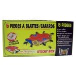 PIÈGE ANTI CAFARDS STICKY BOX