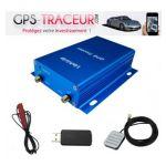 TRACEUR GPS VOITURE / MOTO - ANTIVOL COUPE CIRCUIT À DISTANCE VT310