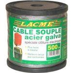 CABLE ACIER 500 M